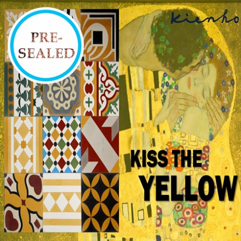 KISS THE YELLOW