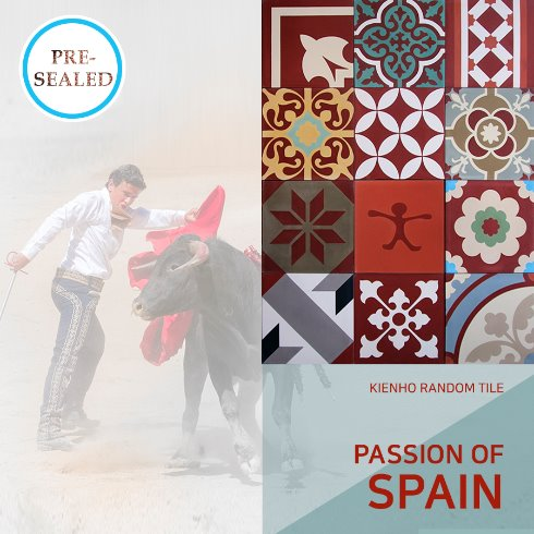 PASSION OF SPAIN